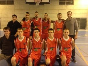 Sponsoring-Equipe Saint Mars Basket